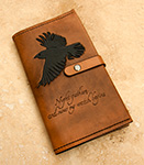 Leather Game of Thrones Nights Watch Moleskine Notebook Cover