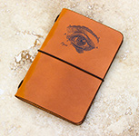 Leather Midori Travellers Passport Journal Cover