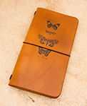 Leather Midori Travellers Journal Cover