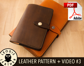 leodis leather videos and patterns